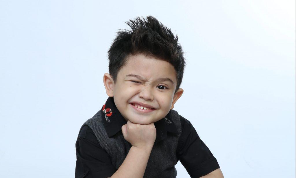 Putra Zecky Alatas Dan Neng Wirdha, Siap Ramaikan Dunia Lagu Anak Lewat Lagu WAK WAK GUNG